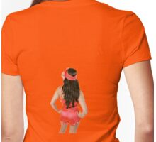 Baby Got Back! Womens Fitted T-Shirt