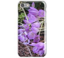 Spilled Petals iPhone Case/Skin