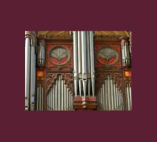 Exeter Cathedral Organ Pipes Unisex T-Shirt