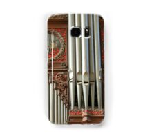 Exeter Cathedral Organ Pipes Samsung Galaxy Case/Skin