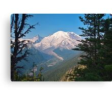 Headwaters of the White River Canvas Print