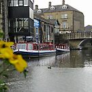 Leeds Liverpool Canal by Audrey Clarke