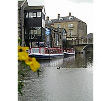 Leeds Liverpool Canal Photographic Print
