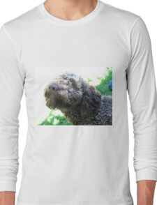 Beautiful Barbet Long Sleeve T-Shirt