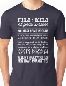 [The Hobbit] Fili & Kili T-Shirt