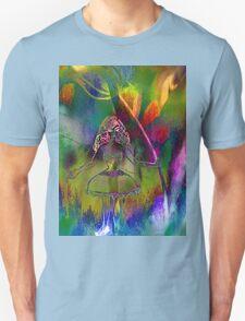 Tulip & Girl. T-Shirt