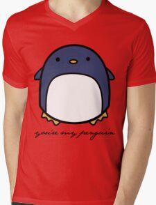 You're My Penguin Mens V-Neck T-Shirt