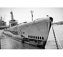 USS Pampanito Wide  Photographic Print