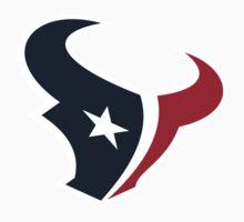 Houston Texans Logo Kids Clothes
