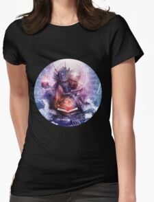 Perhaps The Dreams Are Of Soulmates Womens Fitted T-Shirt