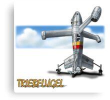 Focke-Wulf Fw Triebflugel Canvas Print