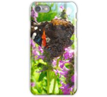 Butterfly days iPhone Case/Skin
