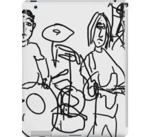 Drums and Bass iPad Case/Skin