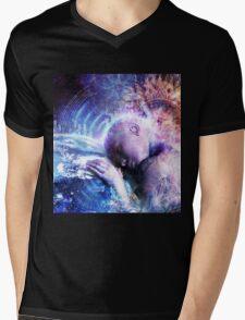 A Prayer For The Earth Mens V-Neck T-Shirt