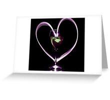 Glow Greeting Card