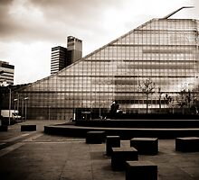 The Urbis in Manchester by Paul Jarrett
