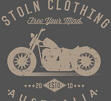 Stoln Clothing by nauticalnature