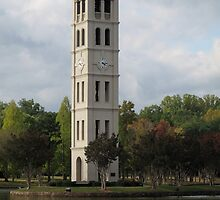 The Belltower by Gordon Taylor