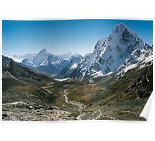 Mountain Wilderness, Nepal Poster