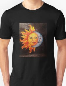 And the Moon Loved the Sun So Unisex T-Shirt