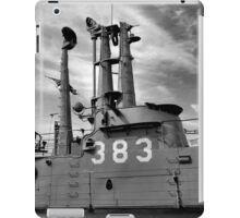 USS Pampanito Still Life  iPad Case/Skin