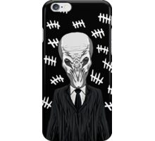 Doctor Who- The Silence iPhone Case/Skin