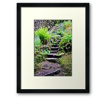 A Poet's point of view  Framed Print