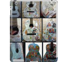 Symphony of colors - Creation process iPad Case/Skin