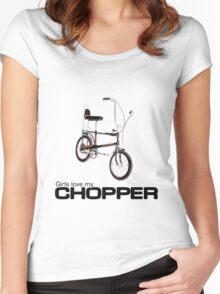 Girls Love My Chopper Women's Fitted Scoop T-Shirt
