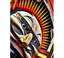 Melbournes famous Luna Park - Victoria -Australia Photographic Print