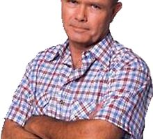 Red Foreman Dumbass by kkjr93