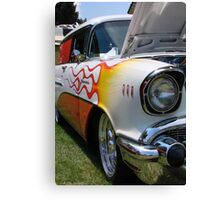 Flamin' Nomad Canvas Print
