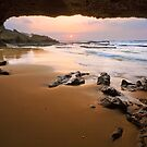 Carriage Rock Cave by Rob  Southey