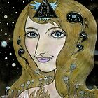 Portrait of Margot Mythmaker by Bethy Williams