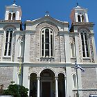 Τhe church of Agios Spyridonas by Maria1606