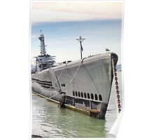 USS Pampanito  Poster