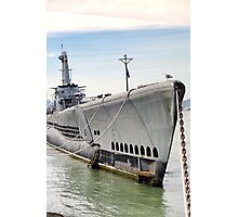 USS Pampanito  Photographic Print