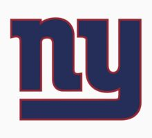 New York Giants Logo Kids Clothes