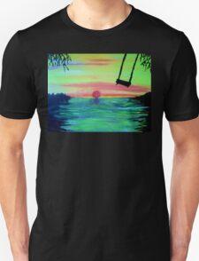 THE SUNSET SWING T-Shirt