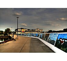 Seawall Murals!!! Photographic Print