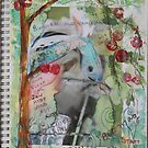 Birthing of Diso Art , Journal Page by eoconnor