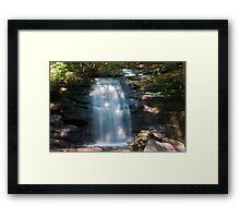 Long Creek Falls Framed Print