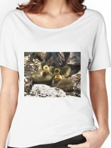 Baby Goslings Women's Relaxed Fit T-Shirt