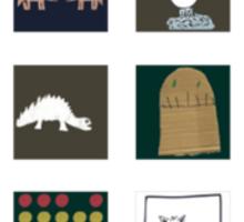 miniatures Sticker