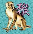 Year of the Monkey by Sheryl Unwin