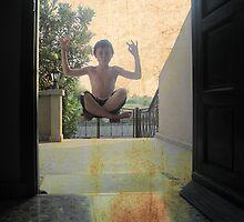 Levitation  by SheisScarlett