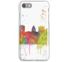 Salt Lake City, Utah Skyline iPhone Case/Skin