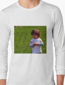 A CHILDS WORLD Long Sleeve T-Shirt