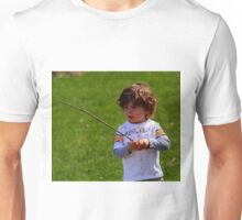A CHILDS WORLD Unisex T-Shirt