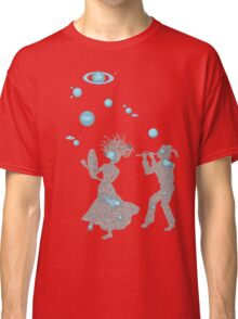 Cosmic Dance with Music of the Spheres Classic T-Shirt